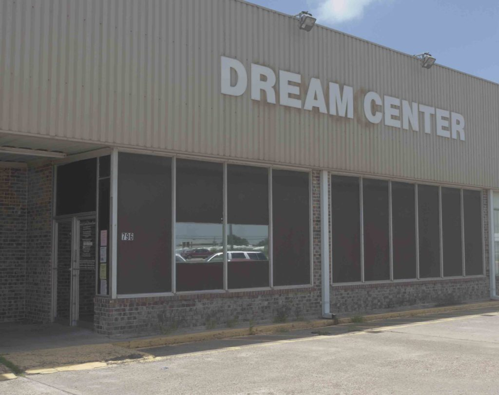 Dream Center web